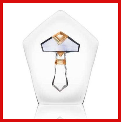 Gifts Actually - Mats Jonasson Crystal - Thor's Hammer (34306)