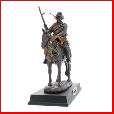 Gifts Actually - Australian Light Horse Figurine SOG (Sons of Gallipoli)