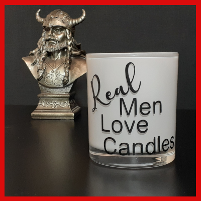 Gifts Actually - Amber Grove: Mandle - Real Men Love Candles - Soy Wax Candle for Men