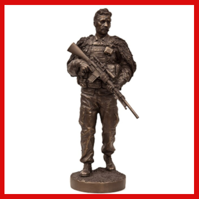 Gifts Actually - Australian Army Sniper Figurine