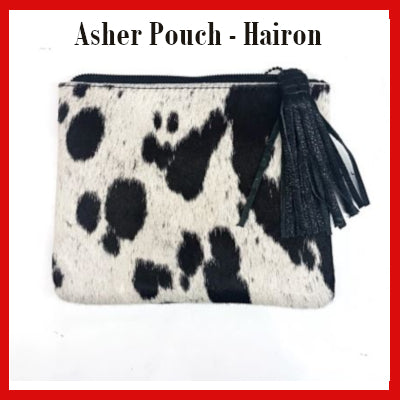 Gifts Actually - Indepal- Asher Pouch Mid - Hairon