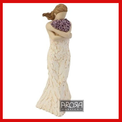 Gifts Actually - More than words  Figurine - Aunty With Joy