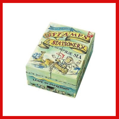 Gifts Actually - Billy Bosun's Stamps/Stationer - Craft & Educational - Box