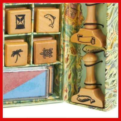 Gifts Actually - Billy Bosun's Stamps/Stationer - Craft & Educational - Detail view