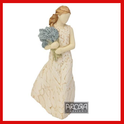 Gifts Actually - Arora design - More than words  Figurine - Blessed
