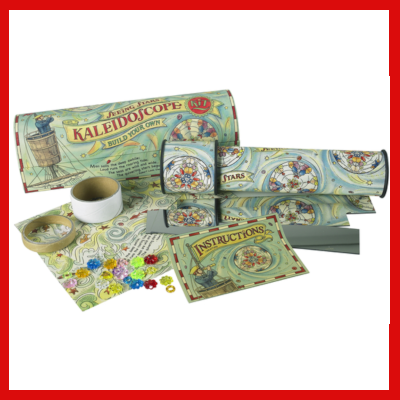 Gifts Actually - Kaleidoscope Kit  - Craft & Educational