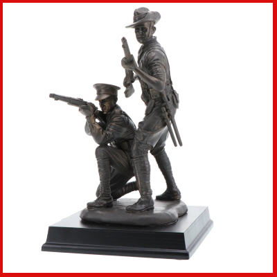 Gifts Actually - Centenary Of Gallipoli  - Sands Of Gallipoli (SOG) - Their Spirit Figurine