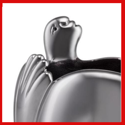Gifts Actually - Carrol Boyes - Holder (Bottle) - Just Waiting - Closeup - Head