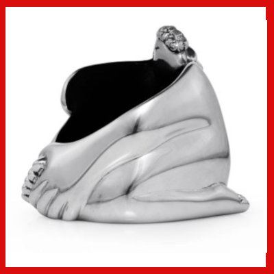 Gifts Actually - Carrol Boyes - Holder (Candle) - Rest Assured