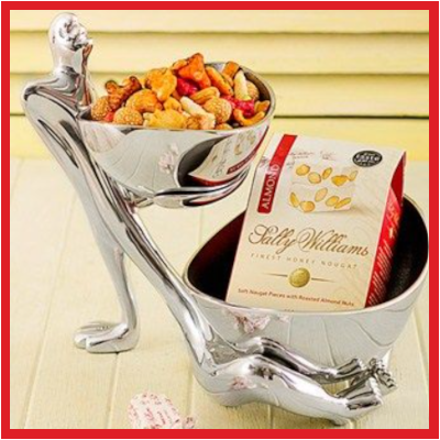 Gifts Actually - Carrol Boyes - Chip and Dip Bowl Set - Laid Back