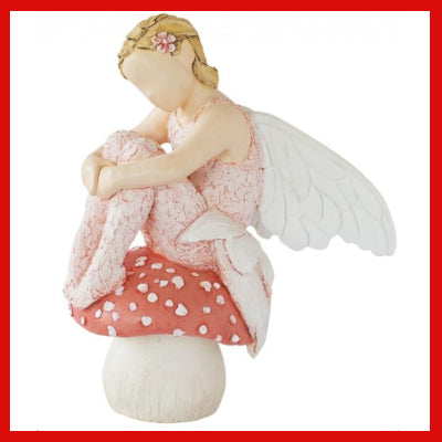 Gifts Actually - Words from the heart Figurine - Enchanted Fairy