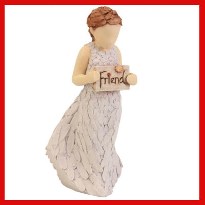 Gifts Actually - Words from the heart Figurine - Friend like you