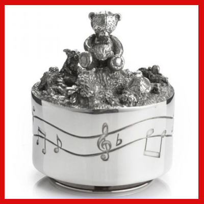 Gifts Actually - Royal Selangor Pewter - Friends Music Carousel