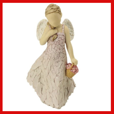 Gifts Actually - Words from the heart Figurine - Friend are Angels