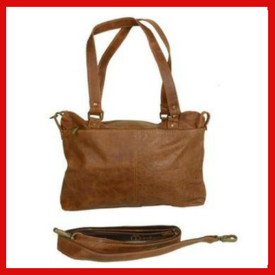 Gifts Actually - Indepal- Malala Leather Handbag