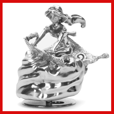 Gifts Actually - Royal Selangor Pewter - Jasmine Music Carousel