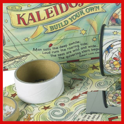 Gifts Actually - Kaleidoscope Kit  - Craft & Educational - Detail view