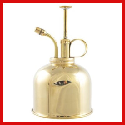Gifts Actually - Haws Mist Sprayer - Brass