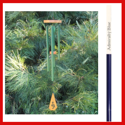 Gifts Actually - Harmony Windchime - Australia Chime - Admiralty Blue