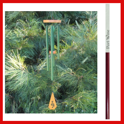 Gifts Actually - Harmony Windchime - Australia Chime - Port Wine