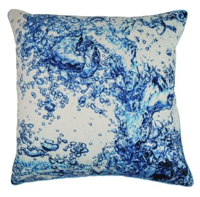 Gifts Actually - Rovan Cushion - Blue Water