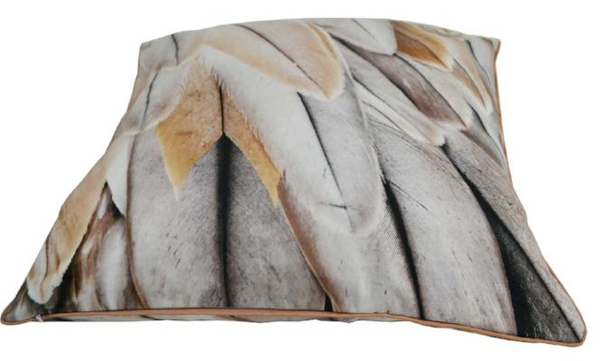 Gifts Actually - Rovan Cushion - Feathers
