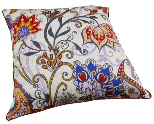 Gifts Actually - Rovan Cushion - Floral