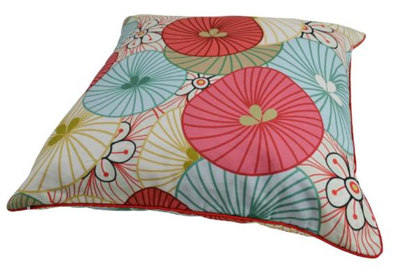 Gifts Actually - Rovan Cushion - Flowers