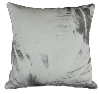 Gifts Actually - Rovan Cushion - Grey Tone Feather