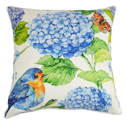 Gifts Actually - Rovan Cushion - Hydrangea