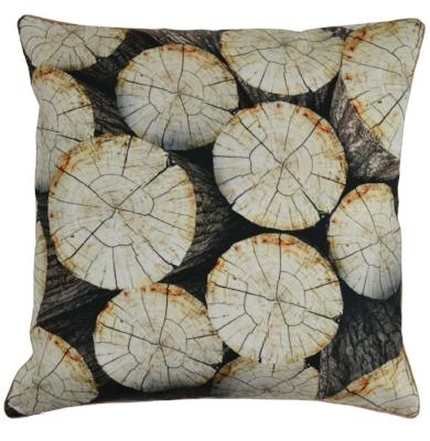 Gifts Actually - Rovan Cushion - Logs