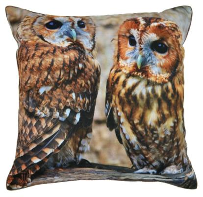 Gifts Actually - Rovan Cushion - Owls