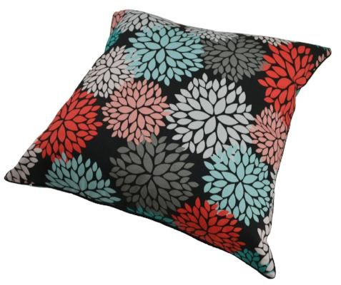 Gifts Actually - Rovan Cushion - Abstract Floral