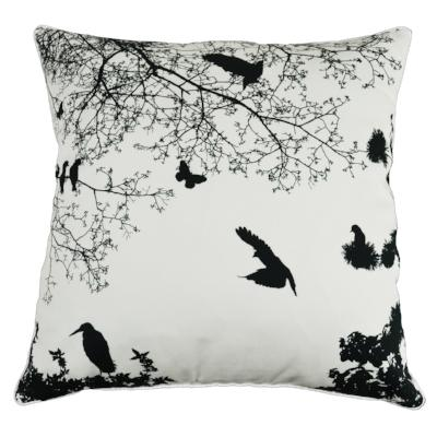 Gifts Actually - Rovan Cushion - Trees and Birds