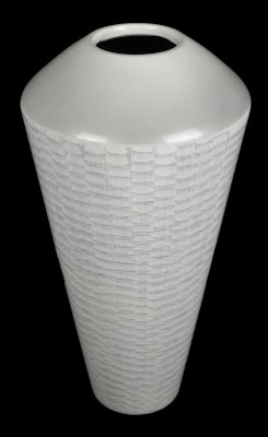 Gifts Actually - Lacquered - White Range - Vase (Lamp - Slim)