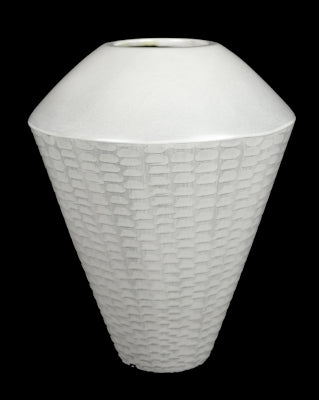 Gifts Actually - Lacquered - White Range - Vase (Lamp - Small)