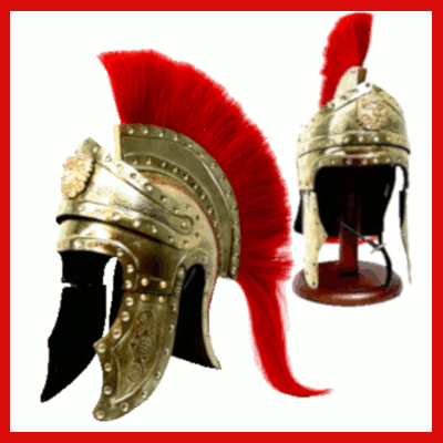 Gifts Actually -Helmet – Roman (Praetorian) Imperial Guard