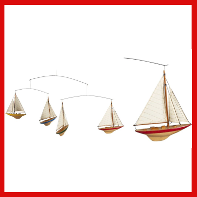 Gifts Actually - America's Cup Mobile (Yacht) - Kids