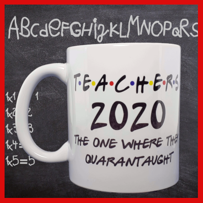 Gifts Actually - Teacher Mug  - TEACHERS