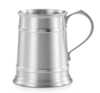 Gifts Actually - Royal Selangor - Straight Sided Tankard in Wooden Gift Box