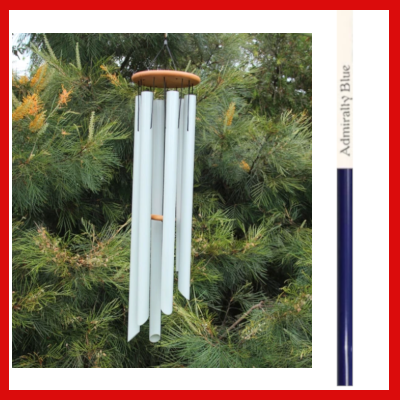 Gifts Actually - Harmony Wind-chime - Symphony Chime - Admiralty Blue