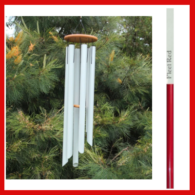 Gifts Actually - Harmony Wind-chime - Symphony Chime - Fleet Red