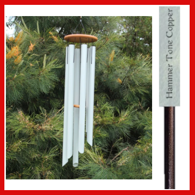 Gifts Actually - Harmony Wind-chime - Symphony Chime - Hammer Tone Copper