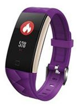 Gifts Actually - Watch - T20 Smart Watch - Bluetooth - Sports Tracking -Iphone/Android - Purple