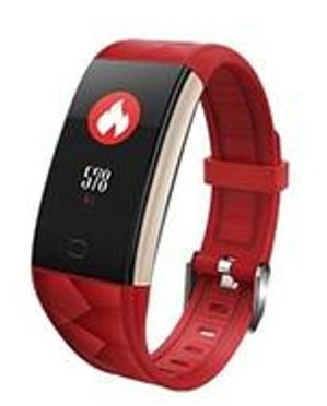 Gifts Actually - Watch - T20 Smart Watch - Bluetooth - Sports Tracking -Iphone/Android - Red