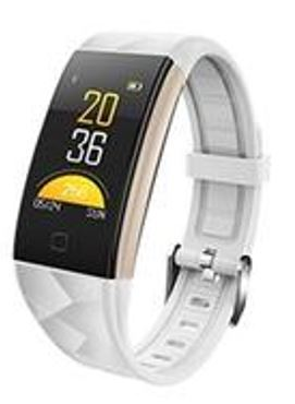 Gifts Actually - Watch - T20 Smart Watch - Bluetooth - Sports Tracking -Iphone/Android - White