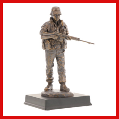 Gifts Actually - Vietnam Digger Figurine