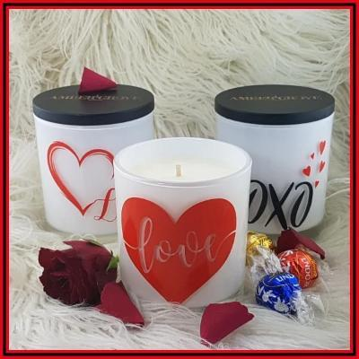 Gifts actually | Amber Grove - Valentine's Day Soy Wax Candle Collection
