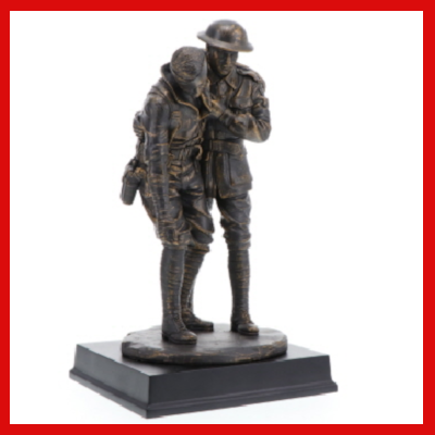 Gifts Actually - Wounded Digger Great War Figurine