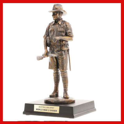 Gifts Actually - WW2 Digger Figurine